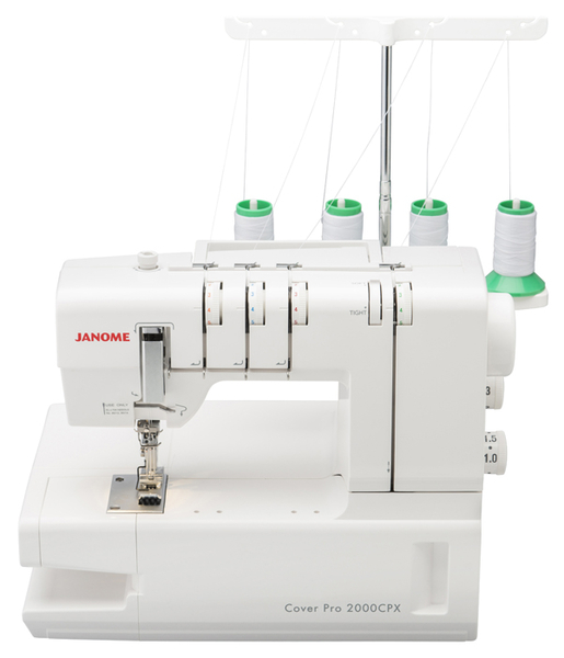 Cover Pro 2000 Cpx Duecks Sewing Centre